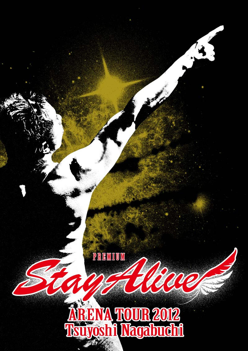 ARENA TOUR 2012 STAY ALIVE