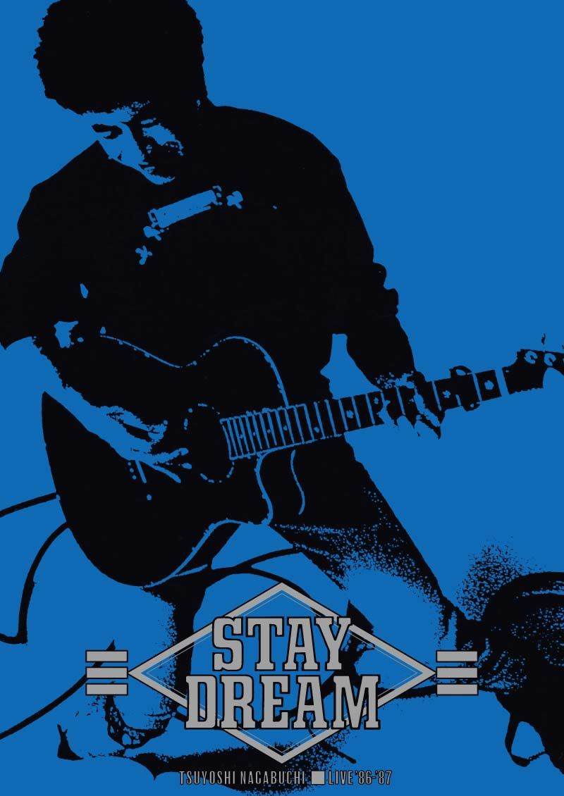 LIVE '86–'87 STAY DREAM